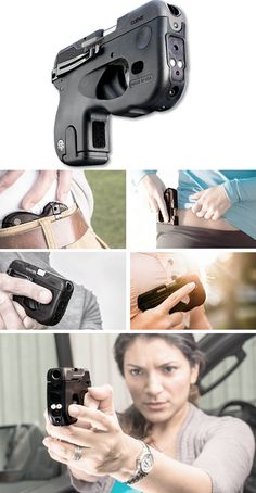 Taurus Curve Not Your Ordinary Smartphone (It`s Disguised Handgun)