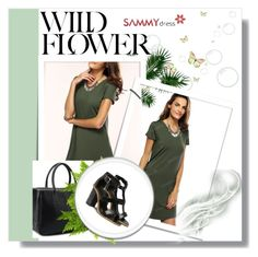 """""""Wild green!"""" by b-necka ❤ liked on Polyvore"""