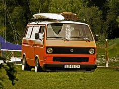 yes although they may not be the 'prettiest' of the VW T range, but the T25 is by far my favourite!