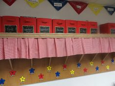 First Grade Wow: classroom set up