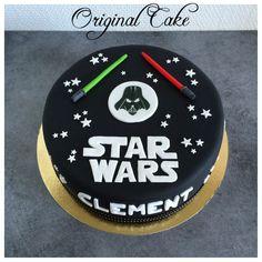 G teau star wars id es g teau star wars pinterest - Bon anniversaire star wars ...