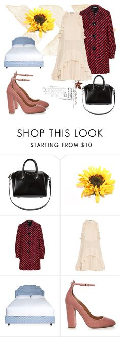 """Autumn Days..."" by black-wings ❤ liked on Polyvore featuring Givenchy, Miu Miu, Alexander McQueen and Aquazzura"