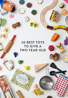 Best toys to give a 2 yr old