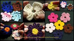 1781949 10203661871977249 8450345583487685385 n Colección de Video Tutoriales de Flores al Ganchillo