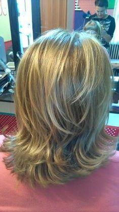 New haircut blonde shoulder length bangs ideas – Haircut Ideas Medium Shag Haircuts, Blonde Haircuts, New Haircuts, Medium Hair Cuts, Short Hair Cuts, Medium Hair Styles, Curly Hair Styles, Mom Hairstyles, Hair Flip