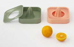 Products we like / Orange Press / Pastel tines / Square / LOOK AT STUFF