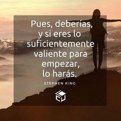 Adelante!  #LaCuadraU #FrasesLCU #Frases