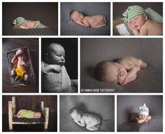 #newborn #photography #baby #boy ©Hannah Marie Photography -