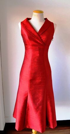 Silk Dress, Design Ideas, Thai Dresses, Wrap Dress, Thai Silk, Dressy Outfits