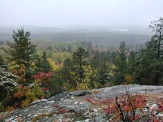 sugarloaf mountain, marquette, michigan