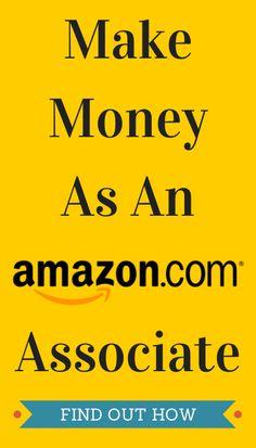 Make Money As An Amazon Associate