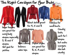 Cardigans for your body shape, Imogen Lamport, Wardrobe Therapy, Inside out Style, Blog