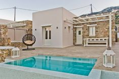 Entire home/apt in Katodio, Greece. Introducing the Lux View Villas! A living complex comprised of three BRAND NEW freestanding LUXURY villas each equipped with its own Jacuzzi pool! Enjoy an uninterrupted experience filled with sea views of Karpathos; a vacation that you surely wil...