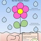 This flower is a great way to identify the supports a young or older child has.  Using the metaphor of a flower, talking about coping skills is non...
