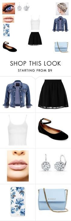 """""""Untitled #124"""" by tasnimkhan-258 ❤ liked on Polyvore featuring maurices, even&odd, Topshop, Steve Madden, LASplash, Sonix and Givenchy"""