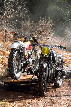 """Sit around a table, hang out in a workshop or share a beer with a group of custom bike fanatics and one question is guaranteed to come up every single time, """"What if?"""". What if we jammed a Triumph …"""