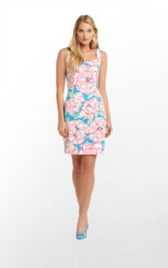 Lilly Pulitzer Nienie dress in Lucky charms