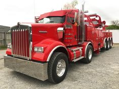 Big Rig Trucks, Dump Trucks, Tow Truck, Collins Brothers, All European Countries, Towing And Recovery, Railroad Photography, Kenworth Trucks, Heavy Truck