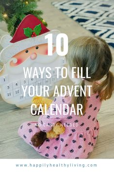 10 Ways To Fill Your Advent Calendar (No Candy Needed) Christmas Mood, Holiday Fun, Christmas Gifts, Christmas Ornaments, Holiday Ideas, Winter Holidays, Holidays And Events, Tree Decorations, Christmas Decorations