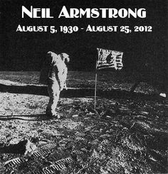 RIP, Neil Armstrong.