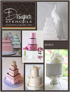 Designer Stencils Catalog