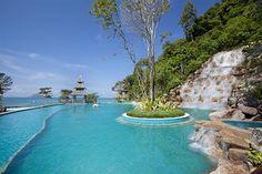 Santhiya Koh Yao Yai Resort & Spa (Ko Yao Yai, Thailand). Koh Yao Yai & Koh Yao Noi are situated in the middle of Phang Nga Bay, around 40 kilometers from Phuket, to the west, and the same distance to Krabi in the east. http://www.islandinfokohsamui.com