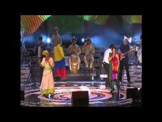 Lila Downs, Totó la Momposina y Celso Piña   Lunas del Auditorio 2011