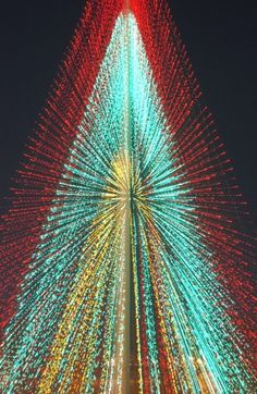 Midwest City Holiday Lights Spectacular is one of Oklahoma's largest animated drive-thru light displays.