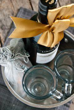 Handmade Holiday [DIY Mulled Wine Kit]