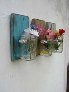 Another cute idea for mason jars