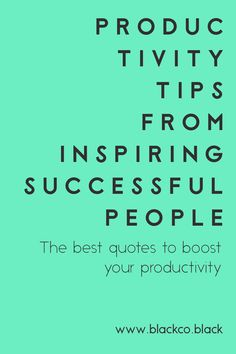 Simple, focused and to the point. A good quote in the right moment could be more inspiring than a whole book. In this post, I am sharing some of the most inspiring productivity quotes. Quotes to motivate you to improve your productivity and achieve whatever you want to achieve.