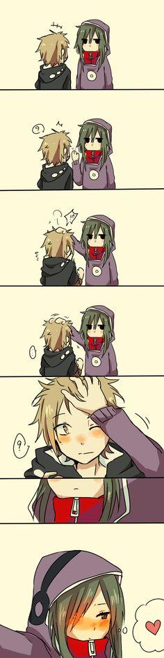 Kano & Kido Kawaii :3