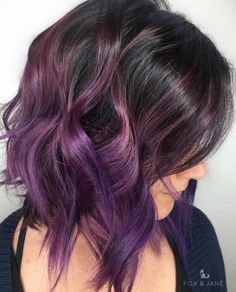 Tag a friend who would love this color!| @lauralooneyhair