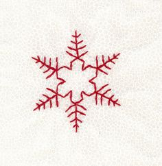 snowflake design for window cling