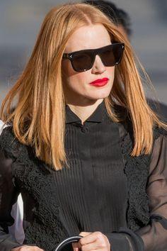 Pure Gold Hue For Striking Fair Skin For Fall Hair Color Ideas 2018