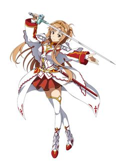 Asuna / Sword Art Online series
