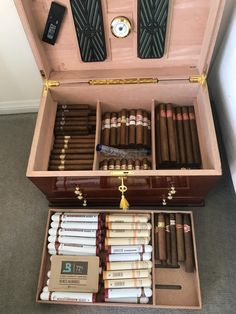 Come in, pick out a smoke, and sit down and enjoy the conversation of other enthusiasts as we. Cigars And Whiskey, Pipes And Cigars, Cuban Cigars, Man Cave Garage, Cave Bar, Cigar Holder, Cigar Cases, Cigar Accessories, Cigar Bar