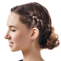 Look at this Brush Up on Braids & Buns on #zulily today!