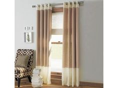Beautiful curtain design