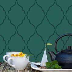 3-Moroccan-stencils-trellis-stencil-moorish-design