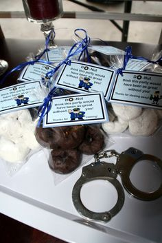 Invite and Delight: Cops and Robbers Party