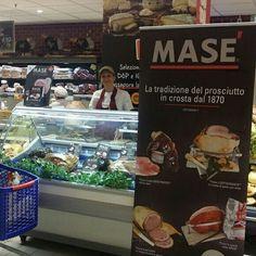 #CarrefourTorino. Continua il successo di Masé in #Carrefour. Da oggi potrete gustare i nostri prodotti anche a Torino! #staytuned   Visita il sito www.cottomase.it   #cottomase #cottotrieste #slowfood #streetfood #gamberorosso #tradizione e #gusto #cracco #bastianich #giallozafferano  #foodporn #Expo2015 #Milano #fiera del #food #eat #eating #italian #italy #ham #made #in #trieste #cotto #quality #masterchef #chef