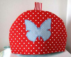 butterfly tea cosy by these charming things | notonthehighstreet.com
