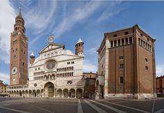 Piazza del Duomo - Cremona, province of Cremona Lombardy region Italy