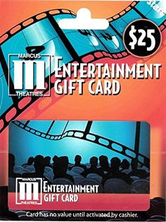 Marcus Theatres 25 Gift Card >>> Learn more by visiting the image link.Note:It is affiliate link to Amazon.