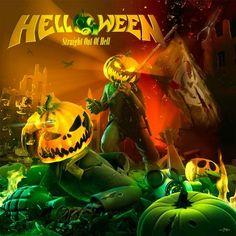 Helloween divulga capa do novo álbum