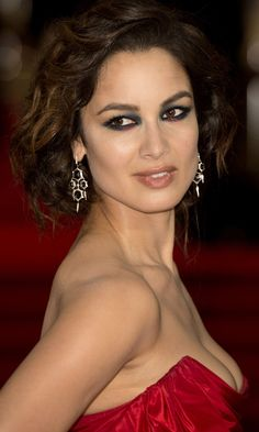 Berenice Marlohe At The London Film Premiere Of Skyfall, 2012