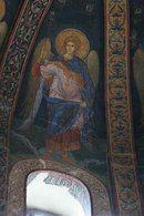 Монастир Хора (Константинополь) Church Interior, Byzantine Art, Archangel Michael, Illuminated Manuscript, Religious Art, Pet Birds, Fresco, Romans, Painting