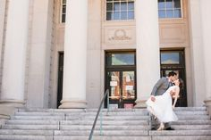 Maryland courthouse wedding