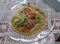 Som Tam: Thailändischer Papaya Salat nach Tuks Originalrezept